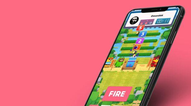 Big Bash Arcade game designed and developed