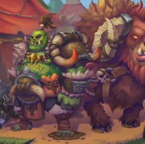 Orks Village