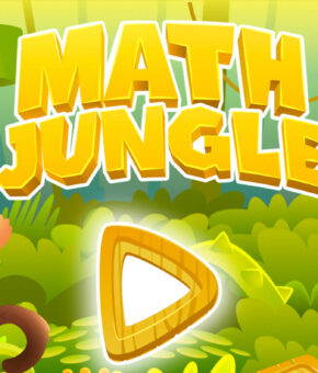 Math game for small kids design and development