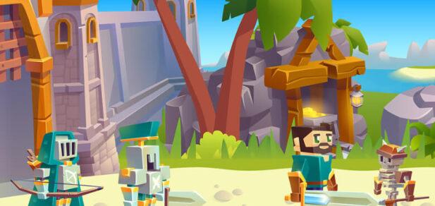 Steve's Castle