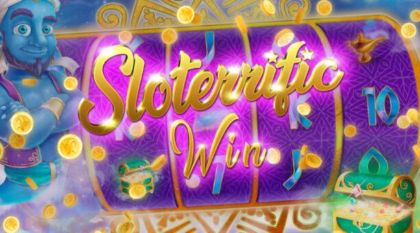 Sloterrific mobile slots game development