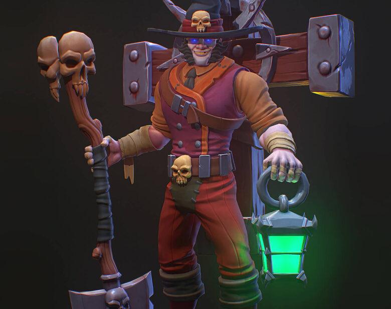 Graveyard Keeper 3d