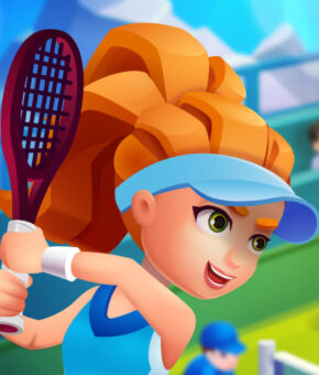 Magnificent Tennis is a cross-platform game designed and developed for web, iOS and Android platforms