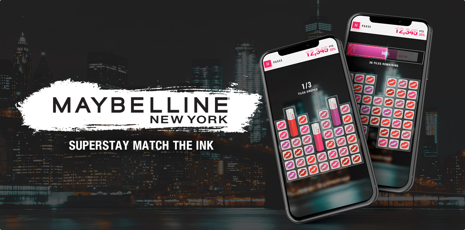 Maybelline New York Superstay Match The Ink