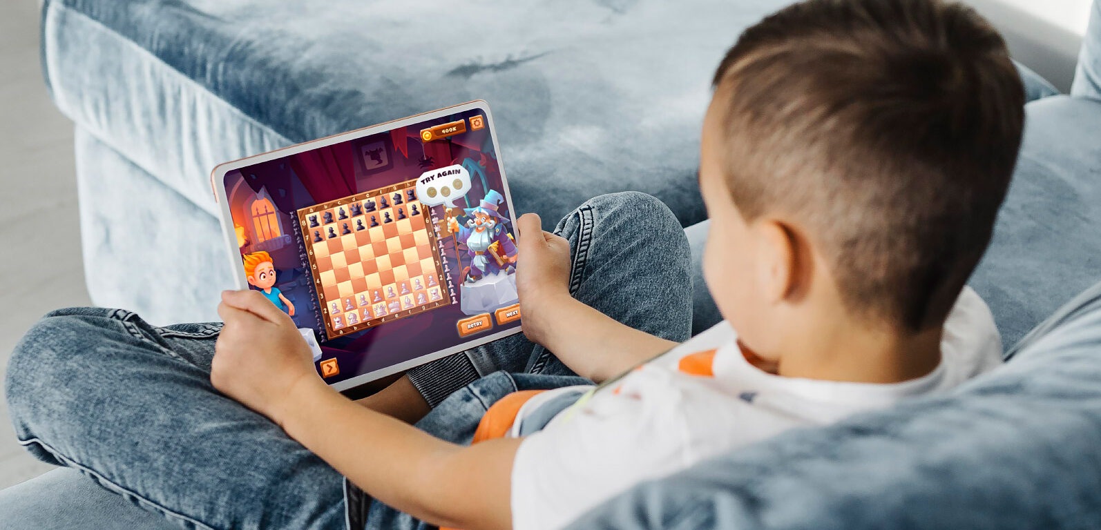 Chess game development for iOS and Android